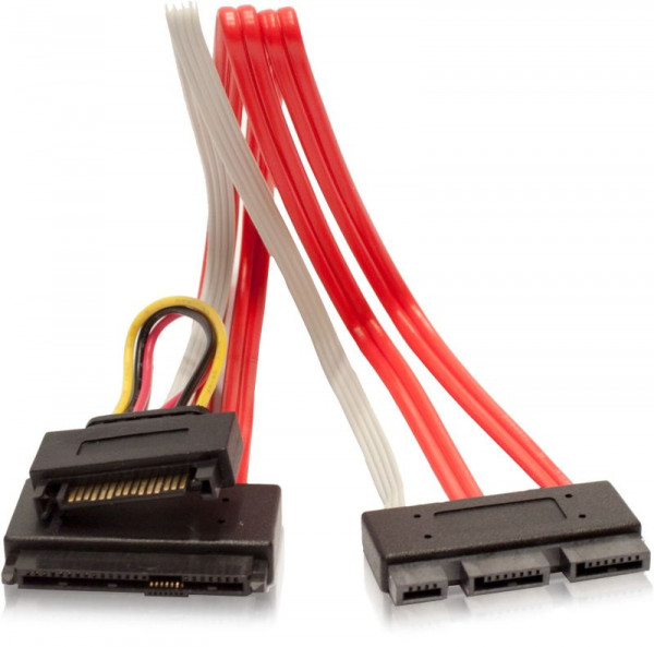 ICY Box Konverter-Kabel, U.2 zu SATA Express, IB-CB008,