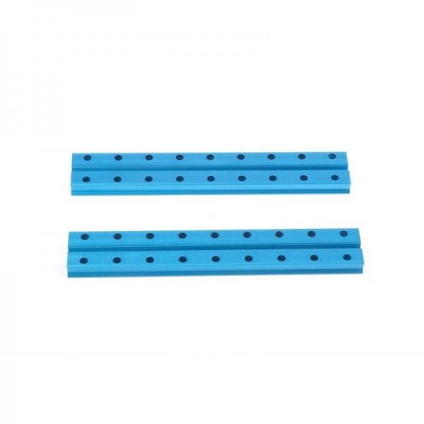 """Makeblock """"Slide Beam 0824-144 Blue (Pair)"""" / 2x Gleitschiene 0824-144 für MINT Roboter"""