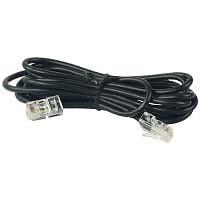 Kabel TK ISDN-Kabel RJ45/RJ45, 1.5m Cat3, RUND