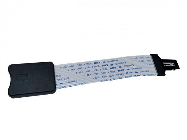 ALLNET Adapter MicroSD - MicroSD Verlängerung Kabel