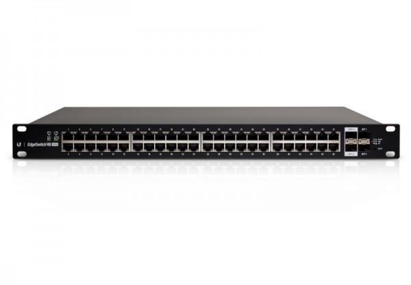 Ubiquiti EdgeSwitch 48, 500W, 48 Gigabit RJ45 Ports, 2 SFP+