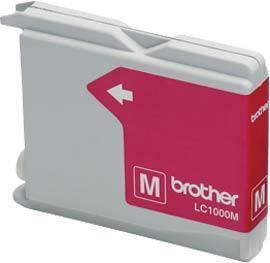 Brother Tinte LC-1000M *magenta*