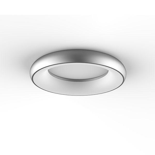 Synergy 21 LED Rundleuchte Donut ww silber 25W