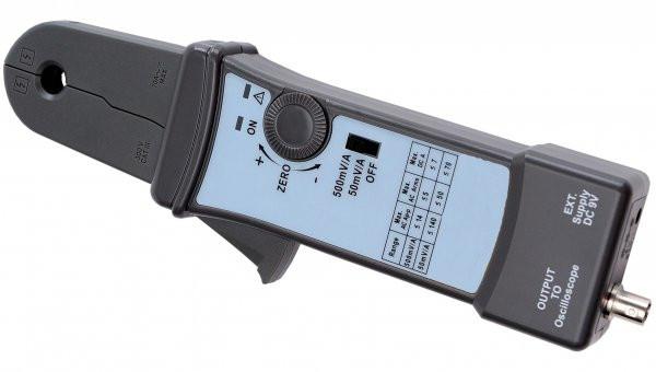 Cleverscope CS1060 / AC/DC-Strom-Tastkopf, max 70A. Bereiche: 50mV/A, 500mV/A
