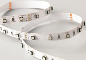 Synergy 21 LED Flex Strip RGB DC24V + 54W IP20 SMD3535 RGB high power 300LEDs