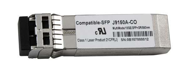 GBIC-Mini, SFP+, 10GB, SR, MultiMode, kompatible für HP, HP-Code,