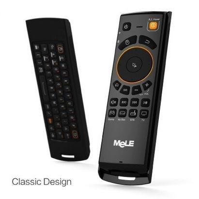 MeLE zbH. Air Mouse F10 Deluxe / integ. Akku / Micro-USB Ladung