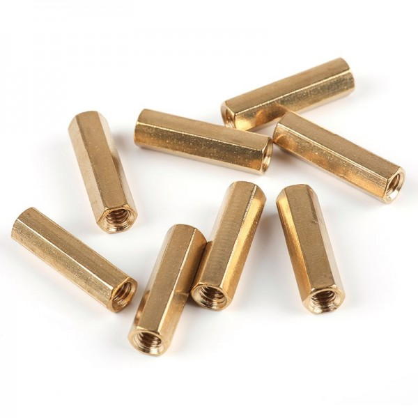 Makeblock-Brass Stud M4*20 (8-Pack)