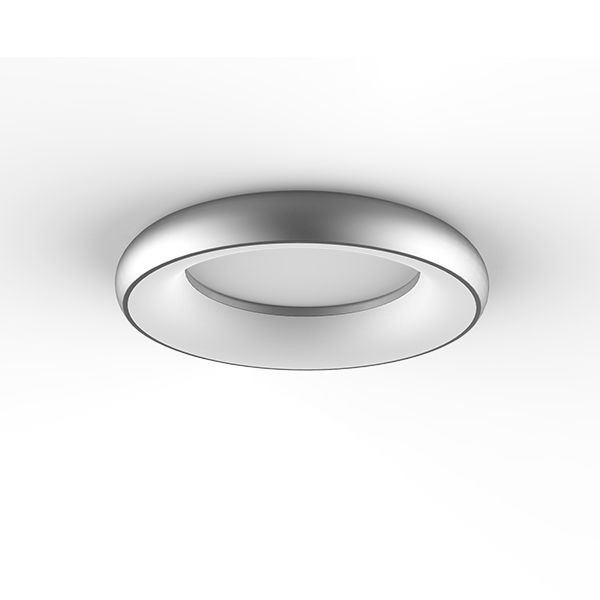 Synergy 21 LED Rundleuchte Donut nw silber 25w