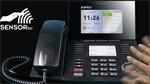Agfeo ST ST 56 IP SENSORfon silber