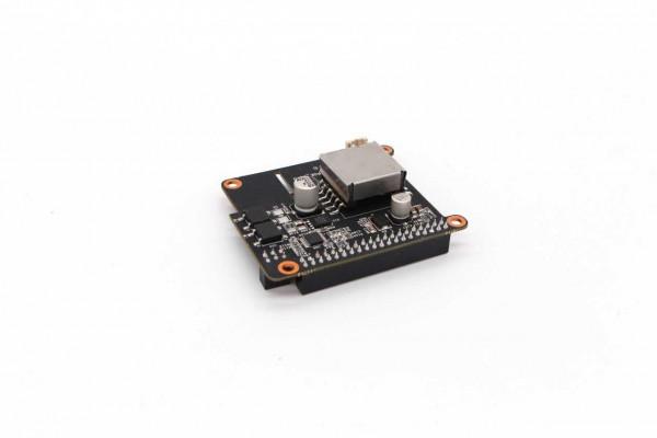 Rock Pi 4 zbh. PoE Hat / Shield kompatibel zu Raspberry 3B+