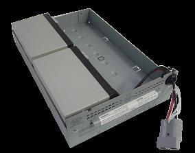Akku OEM RBC22-MM-BP, f.SU700(A750)RMI2U, Akkus mit Rahmen,