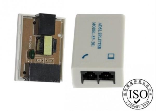 ALLNET ADSL Splitter Annex A SP201
