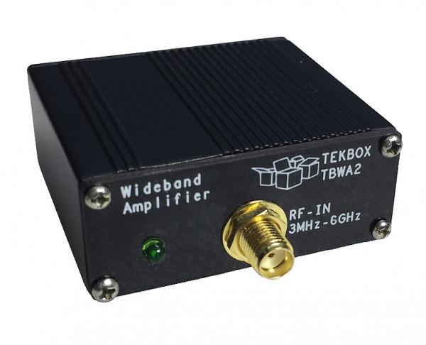 Tekbox TBWA2/20dB / 20dB Breitband-Verstärker bis 6 GHz