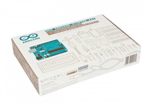 Arduino® Set Starter Kit German / Deutsch
