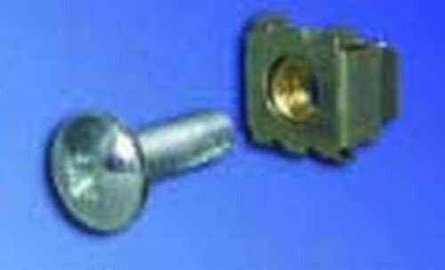 Knürr Befestigungsset Lochraster BL1, 5mm, 50-Pack,