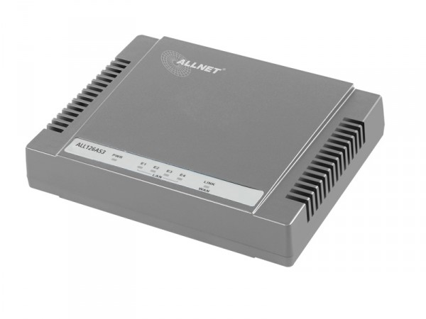 ALLNET VDSL2 100 Mbit Slave Modem - ALL126AS3_used