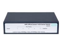 HP Switch 1000Mbit, 5xTP, 1420-5G