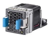 HP Switch 1000Mbit, 5710 zbh. 250W BF AC PSU, Back-to-Front