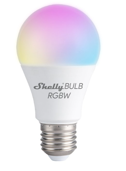 Shelly · Beleuchtung · Duo RGBW Bulb