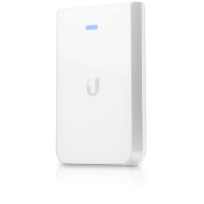 Ubiquiti Unifi Access Point InWall / Indoor / 2,4 & 5 GHz / AC / 2x2 MIMO / UAP-AC-IW