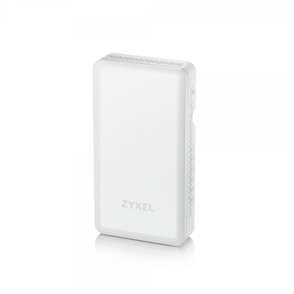 ZyXEL Wireless AP nach AC Standard, PoE fähig, dual Radio, Wall-Plate design, WAC5302D-S