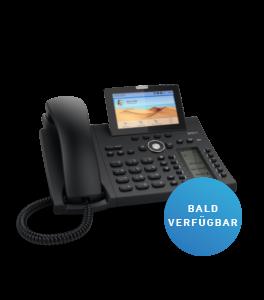Snom D385 VOIP Telefon (SIP) o. Netzteil