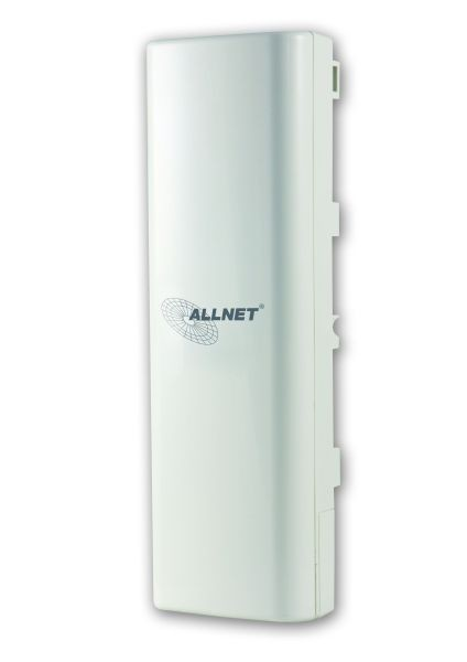 ALLNET ALL-WAP0358N / WLAN Outdoor Bridge/AP 300Mbit IP55 802.11b/g/n 2, 4 GHz