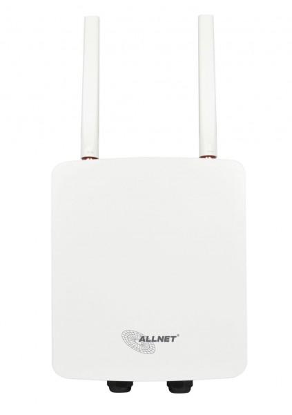 ALLNET ALL-WAP0324N / 300Mbit OutdoorWireless N 2,4 Ghz AP mit PoE