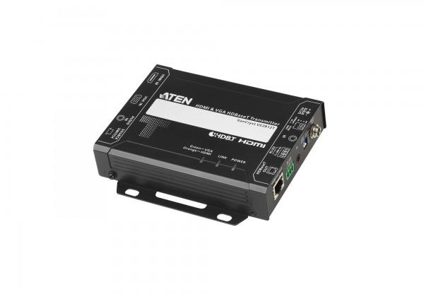Aten Video/Audio-Extender,70/100mtr., HDMI/VGA, nur Sender