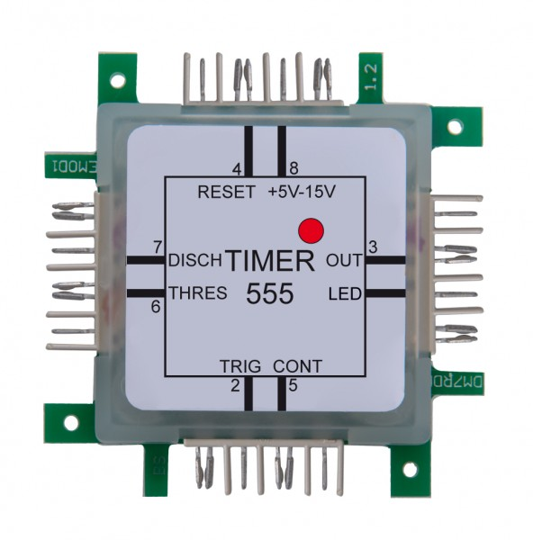 ALLNET Brick'R'knowledge Timer 555