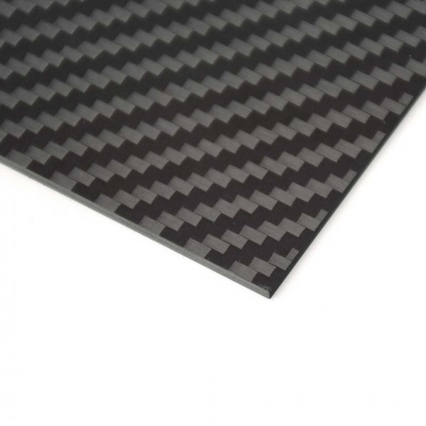 Snapmaker zbh. Carbon Fiber Sheet Pack (3x 80x80x2mm)