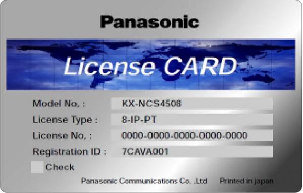 Panasonic KX-NCS 3104WJ 4-Kanäle IP-GW / SIP-GW