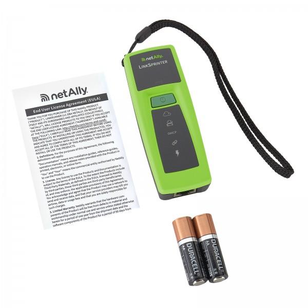 NetAlly LinkSprinter LSPRNTR-300, LINKSPRINTER MODEL 300