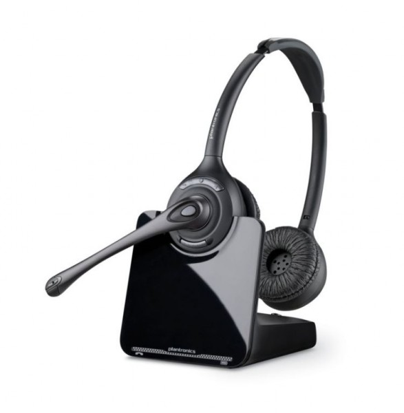 Plantronics DECT Headset CS520 + EHS-Ad. APC-45 (Cisco)
