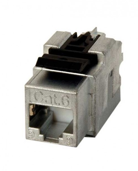 Telegärtner Modul AMJ CAT6A RJ45/LSA Snap-In 24-Pack T568A (