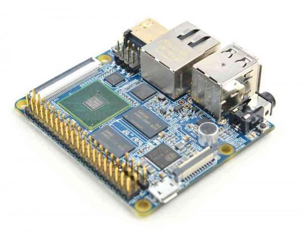 FriendlyELEC NanoPi M2 - Samsung Quad Core A9, 1Gb, Gbit Lan,