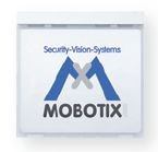 Mobotix Infomodul mit LEDs, schwarz STD