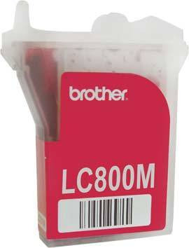 Brother Tinte LC-800M *magenta*
