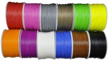 Synergy 21 3D Filament HIPS /solid / 1.75MM/ schwarz