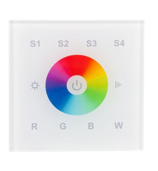 Synergy 21 LED Controller EOS 05 Wandtaster AC RGB-W