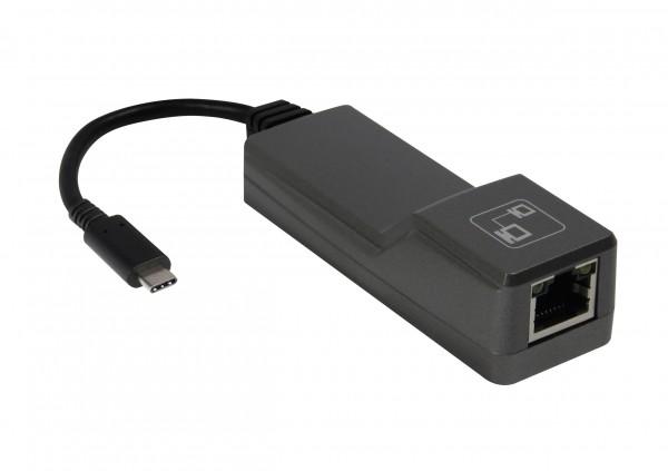 ALLNET USB 3.0 Typ-C Ethernet Adapter 2.5 Multi-Gigabit LAN ALL0174XG *ALLTRAVEL*