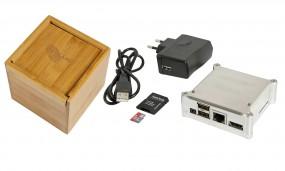 ALLNET Femto - Mini PC , Debian Appliance, A53 Octa Core, 1Gbps Ethernet, Aluminium Gehäuse