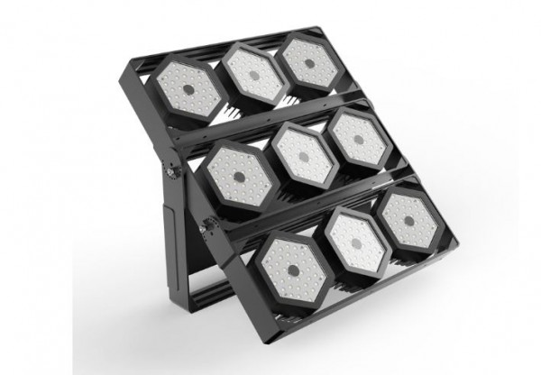 Synergy 21 LED Objekt/Stadion HC Strahler 900W IP67 cw