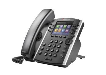 Polycom IP Business Media Phone VVX411 Gigabit MS SfB Edition