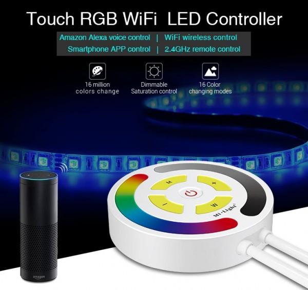 Synergy 21 LED Controller Touch RGB WiFi *Milight/Miboxer* Alexa Serie