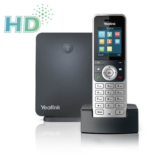 Yealink SIP DECT Telefon SIP-W53P