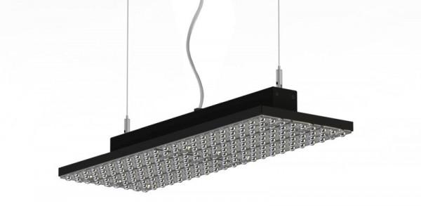 Synergy 21 LED Panel Light plate Pendant2 DC90 nw DALI