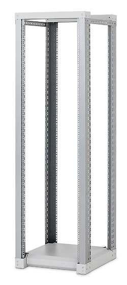 "Triton 19""Gestellrahmen, 2-Fach, 37HE, B600/T 800, XD8,"