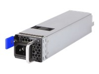 HP Switch 1000Mbit, 5710 zbh. 450W BF AC PSU, Back-to-Front